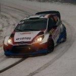 10 - Kubica (Fiesta WRC)